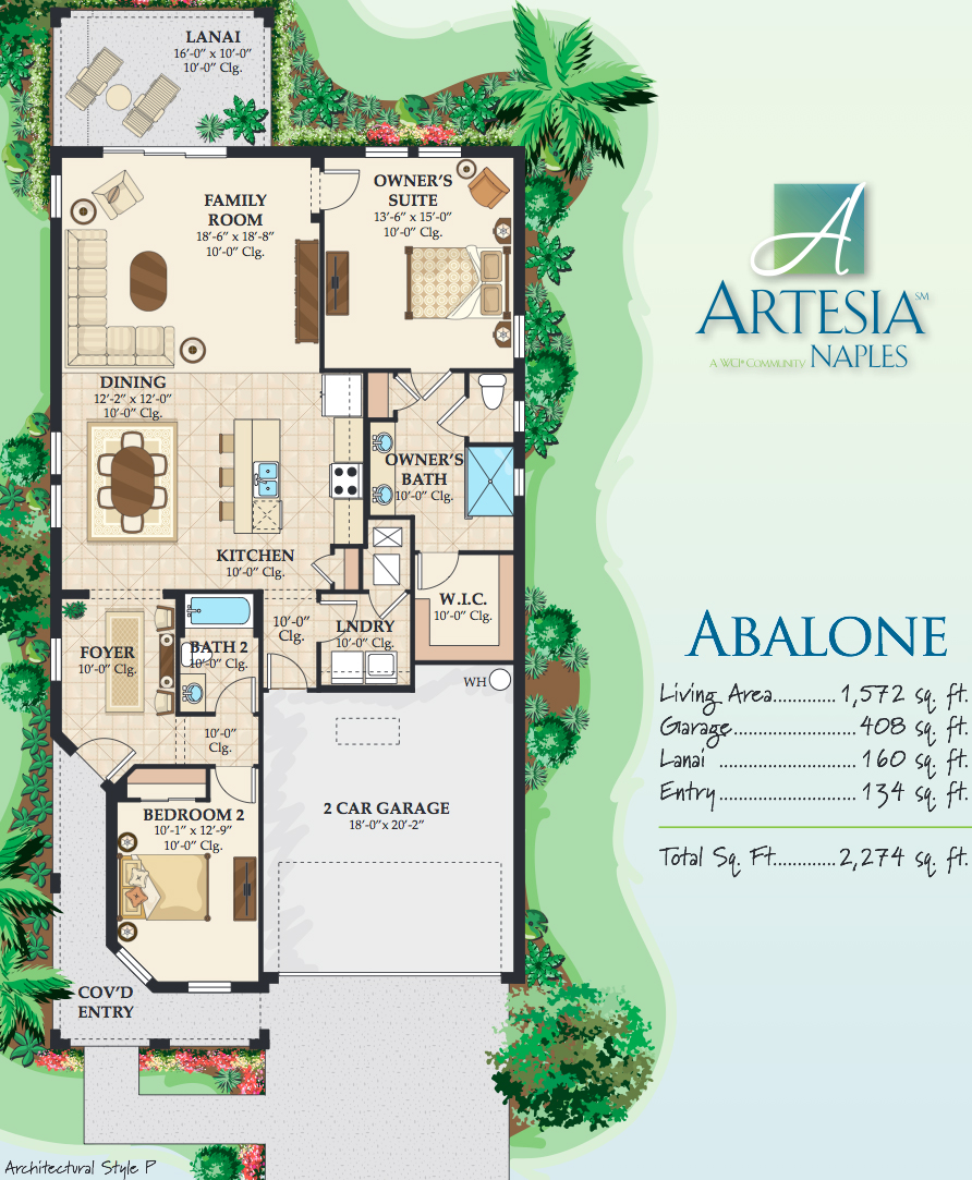 Abalone Design at Artesia Naples