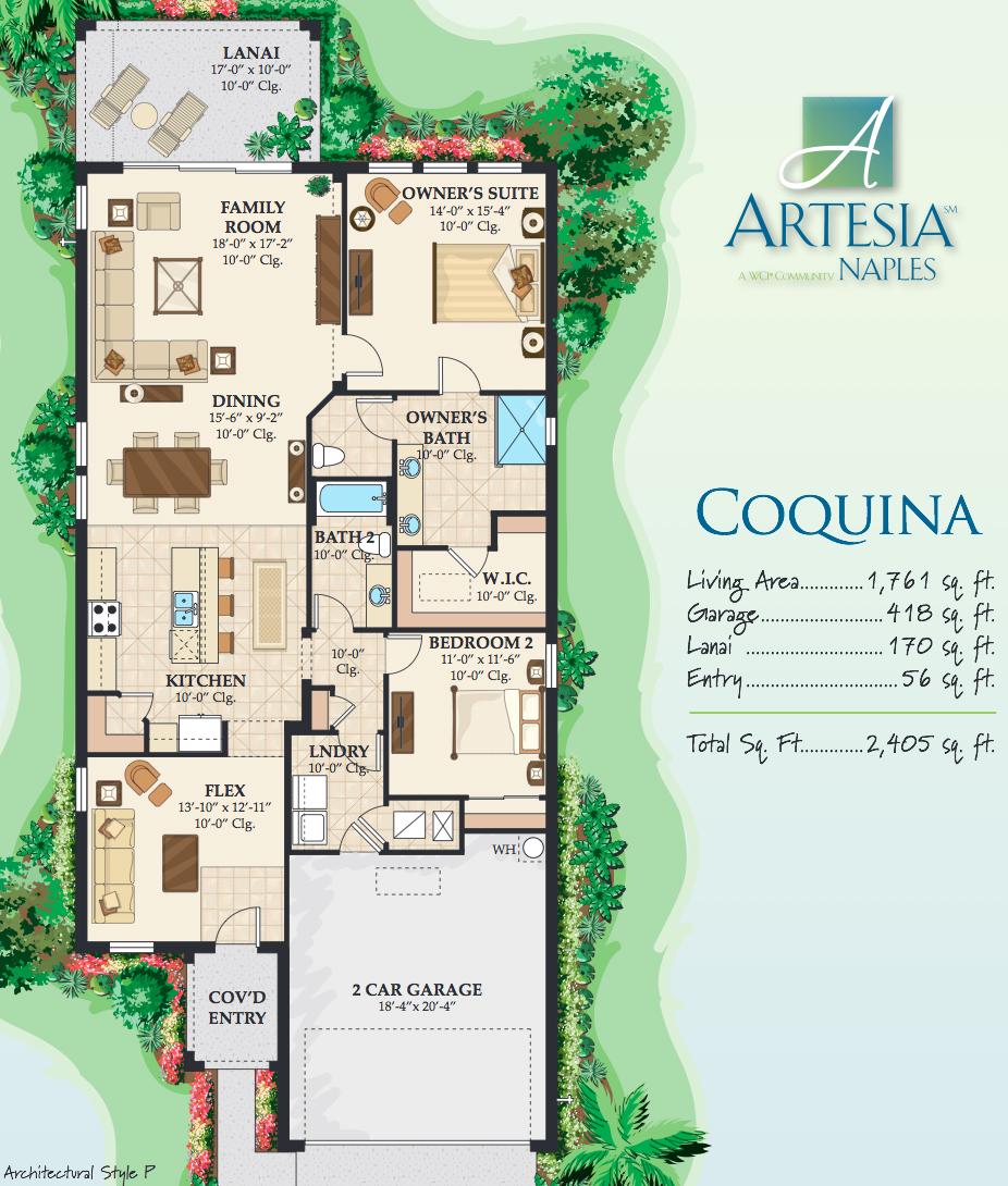 Coquina  in Artesia Naples