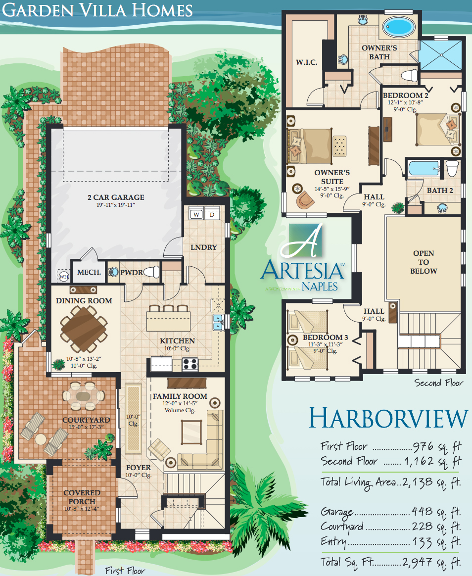 harborview floorplan