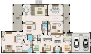 Briones floor plan Ave Maria