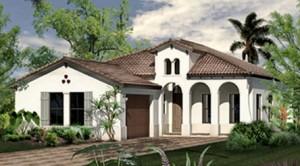 Bristol home design in Ave Maria