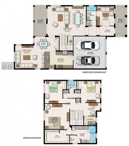 Caples Floor Plan in Maple Ridge neighborhood