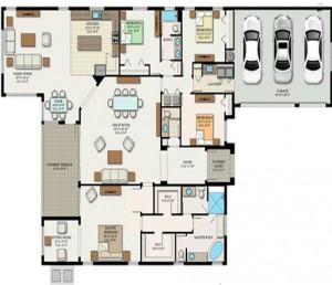 Chesbro Floor Plan Maple Ridge