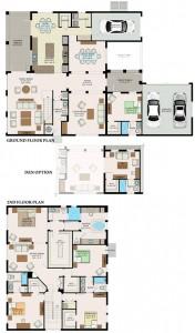 Maple Ridge Duvall Floor Plan in Ave Maria