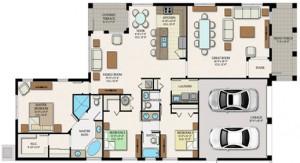 Maple Ridge Ave Maria Encino Floor Plan