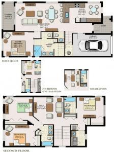 Encitas Floor Plan