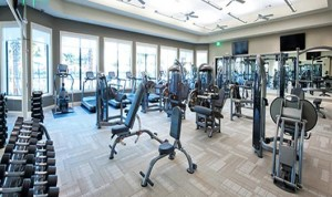 Fitness Center at Del Webb Naples Oasis Club