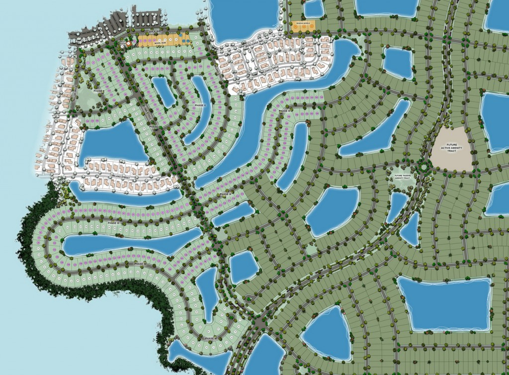 Maple Ridge Site Plan