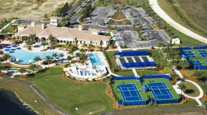 Pool, Tennis and Bocce Ball