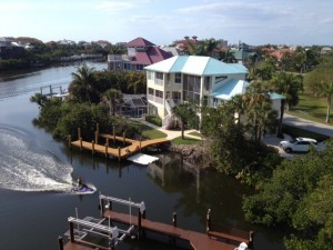 Barefoot Beach Waterfront Homes