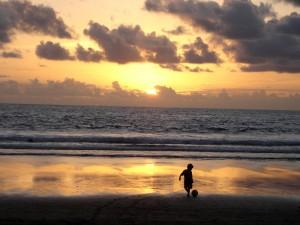 Where is Barefoot Beach?