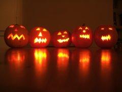 Halloween in Katy Texas