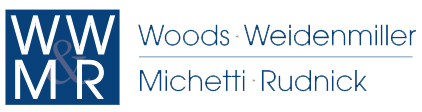 The law firm of Woods, Weidenmiller, Michetti & Rudnick