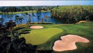 golf options near Corkscrew Shores