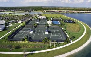 Tennis at Corkscrew Shores