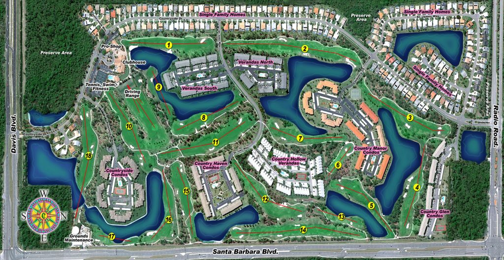 Naples Countryside Golf Country Club Homes