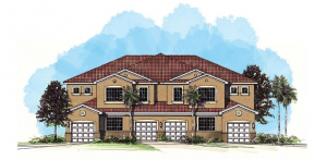Creekside Preserve - Ravello Floor Plan