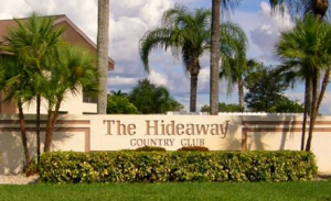 hideaway country club
