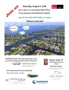 boat open house