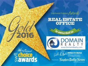 Domain Realty is Southwest Florida's Best Bealtors