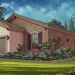 Esplanade Hacienda Lakes - Arezzo VII Floor Plan - Elevation B