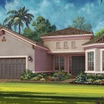Esplanade Hacienda Lakes - Bella Casa VI Floor Plan - Elevation B