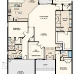 Esplanade Hacienda Lakes - Bella Casa VII Floor Plan