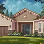 Esplanade Hacienda Lakes - Carrara VII Floor Plan - Elevation B