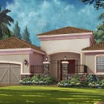 Esplanade Hacienda Lakes - Carrara VII Floor Plan - Elevation C