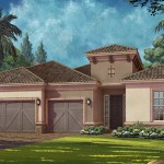 Esplanade Hacienda Lakes - Carrara VII Floor Plan - Elevation D