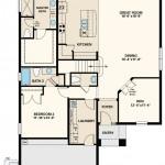 Esplanade Hacienda Lakes - Carina VII Floor Plan - First Floor