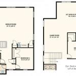 Esplanade Hacienda Lakes - Carina VII Floor Plan - Second Floor