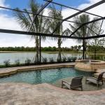 Esplanade Hacienda Lakes - Trevi VII Floor Plan (3 Car)