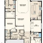Esplanade Hacienda Lakes - Lazio VII Floor Plan