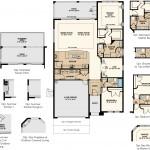 Esplanade Hacienda Lakes - Piceno VII Floor Plan