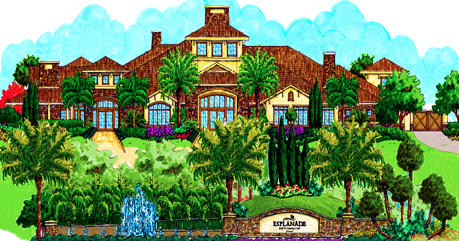 Esplanade Golf and Country Club Naples