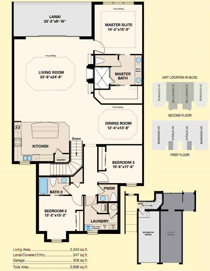 Bellisimo-VII-Floor-Plan