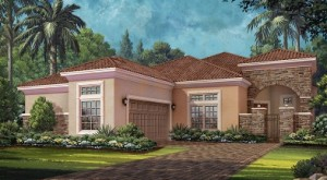 Esplanade Golf Country Club Homes Luca