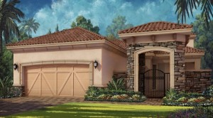 Esplanade Golf Country Club Naples Trevi Home Design