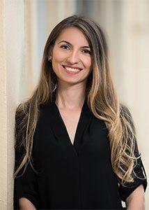 Nikki Dimitrova, Office Manager