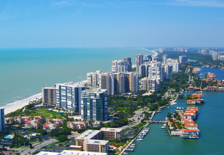 Naples real estate sales