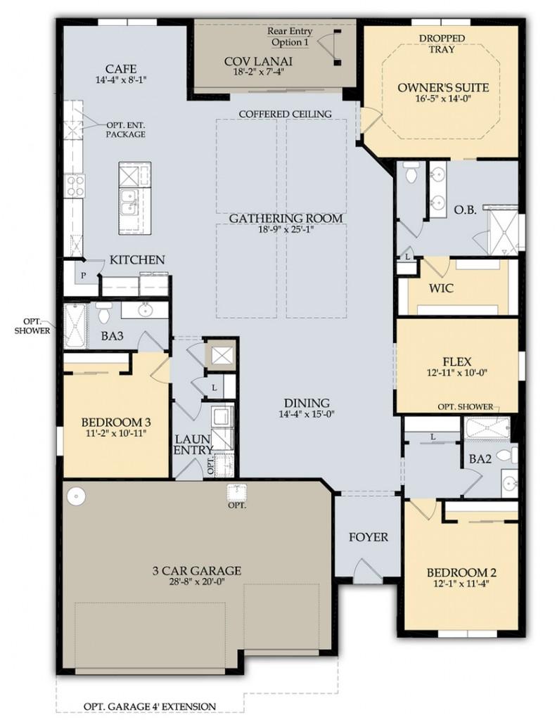 infinity floor plans