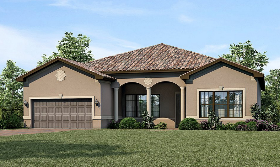 Greyhawk Naples Tangerly Oak Home Designs