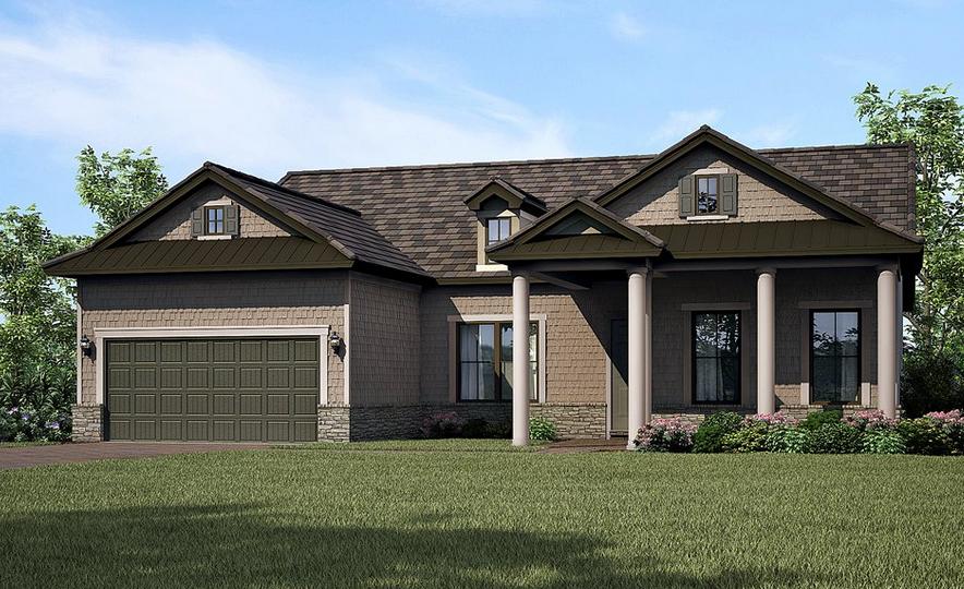 Tangerly Oak home at Greyhawk