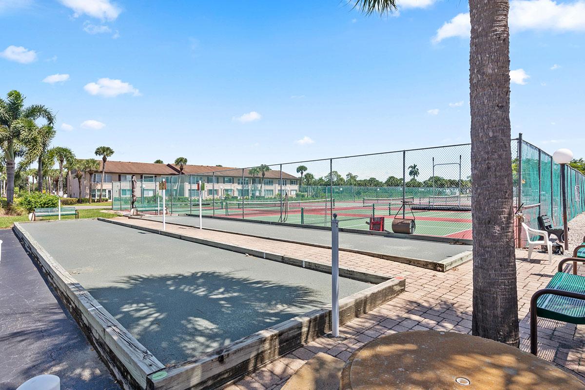 Winterpark Naples Bocce Ball