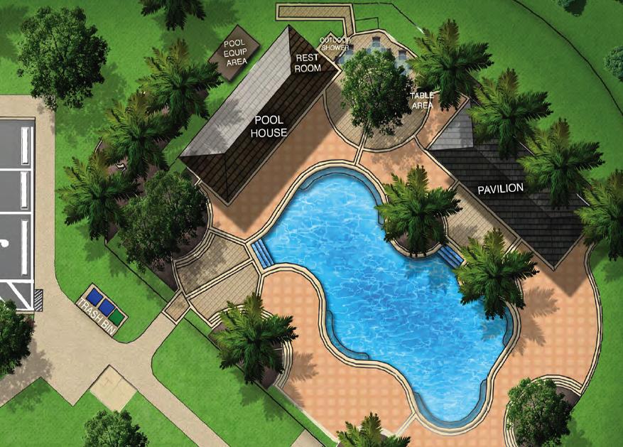 Hammock Cove Fort Myers Amenity Center