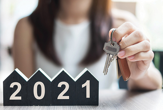 Buying a Home in 2021