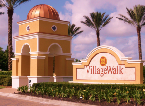 Village Walk home sales
