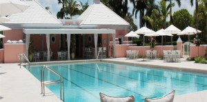 Audubon community swimming pool