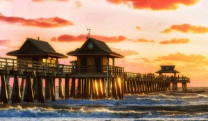 Naples Pier by Naples Square